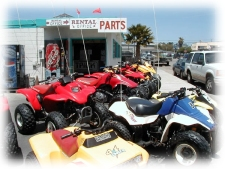 Our ATV's and Rates