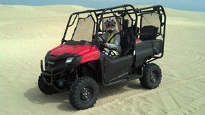 Honda 4 seater ATV